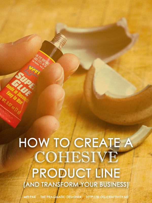 How to create a cohesive product line