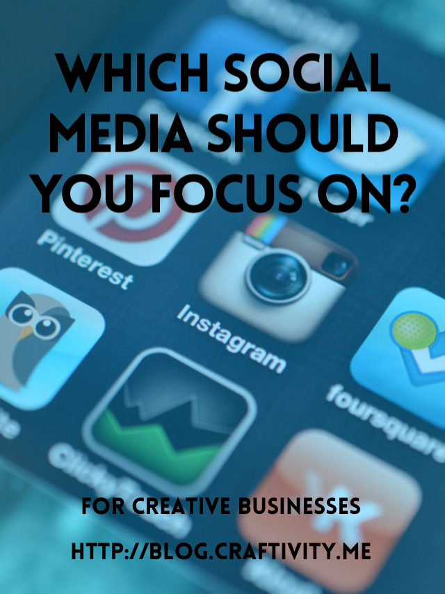 Which social media should you focus on?
