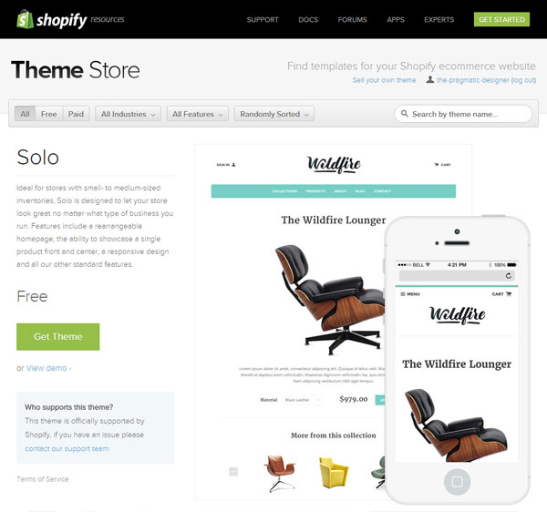 How to build your own website with Shopify in under 1 hour