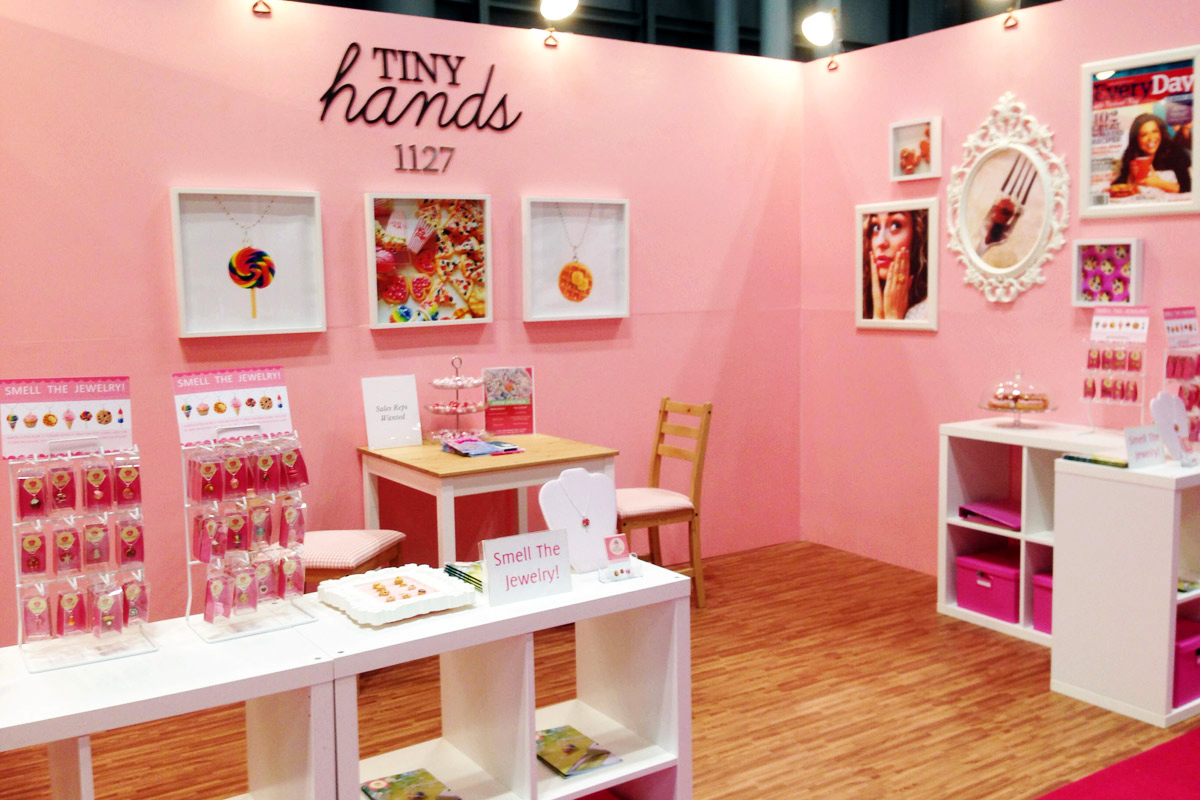 My First Trade Show Experience National Stationery Show 2015