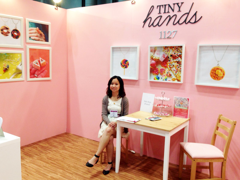 My first trade show experience: National Stationery Show 2015