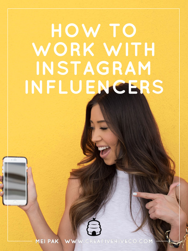 How To Work With Instagram Influencers