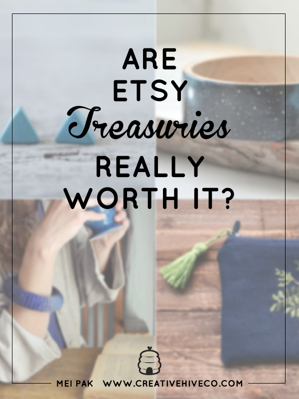 Are Etsy Treasuries Really Worth It