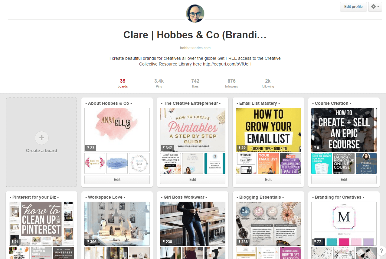 image-1-brand-board-example-how-i-grew-my-pinterest-engagement-by-1200-in-30-days